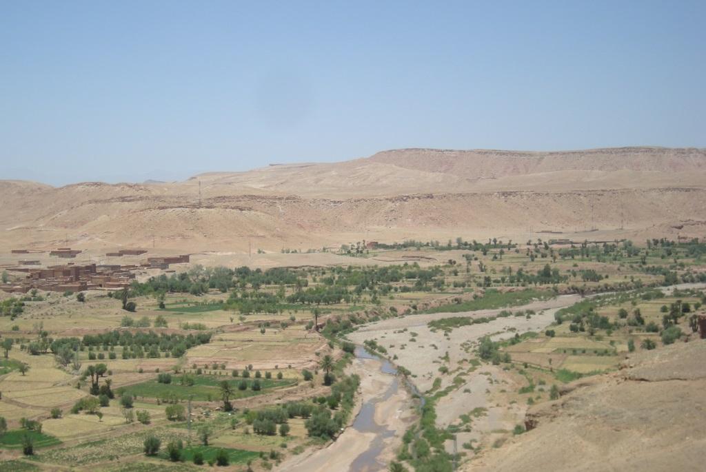 内陸河川とは | 旅と地理